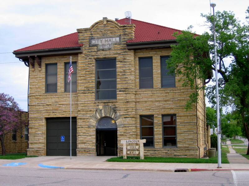 City Of Lincoln Kansas